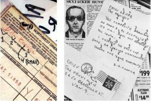 D.B. Cooper - photo-showing-notes-from-a-handwriting-analysis-of-a-letter1