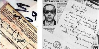D.B. Cooper - The Last Master Outlaw - Letter Handwriting Analysis