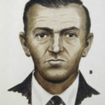 DB Cooper FBI sketch #2 - The Last Master Outlaw