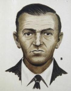 DB Cooper FBI sketch #2