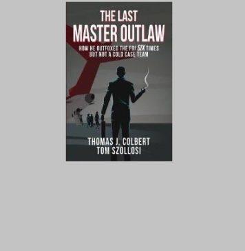 Last Master Outlaw Book image for slide