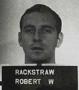 Robert Rackstraw Military ID