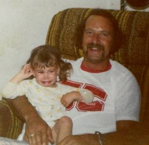 Robert Rackstraw - DB Cooper - with Niece Michelle