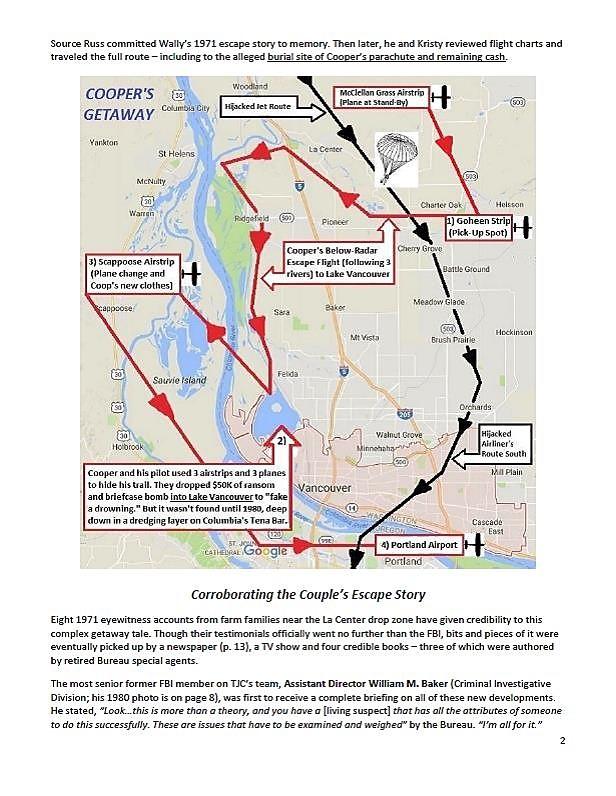 DBC--Escape Evidence, Research Escape Map2A jpg