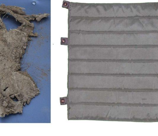 DB Cooper Foam Evidence & pad