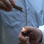 Cooper nylon test for strap